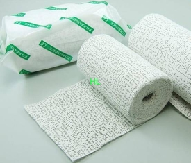 China Plaster of Paris (POP) Bandage 10cm*2.7m For First - Aid Fixation supplier