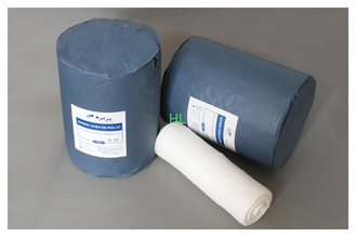 China 1ply , 2ply , 4ply Medical Absorbent Gauze Bandage Roll Surgical Dressing supplier