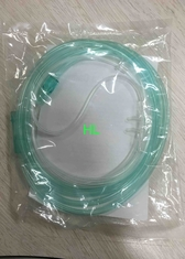 China 2.0M Disposable Medical Products PVC Nasal Oxygen Cannula FDA / CE / ISO Approved supplier