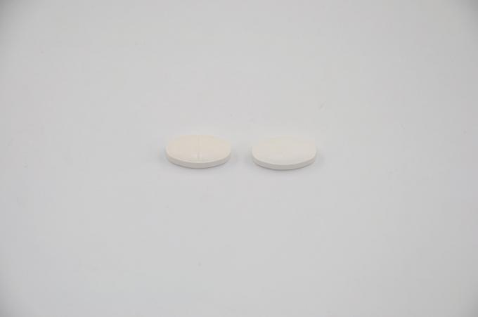 Amoxicillin And Clavulanic Acid Potassium Tablets 500MG + 125MG BP