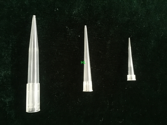 China Laboratory Consumables Finn / Gilson / Universal Pipette TIPS 10ul 200ul 1ML 3ML 5ML distributor