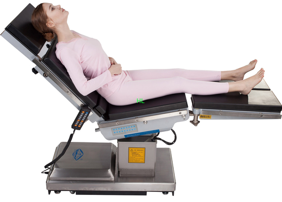 China CE / ISO Approved Electro - Hydraulic Surgical Operate Table For Clinical Use distributor
