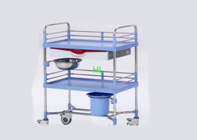 China ABS Trolley Disposable Medical Products With Stainless Steal Framefor Treatment In Hospital distributor
